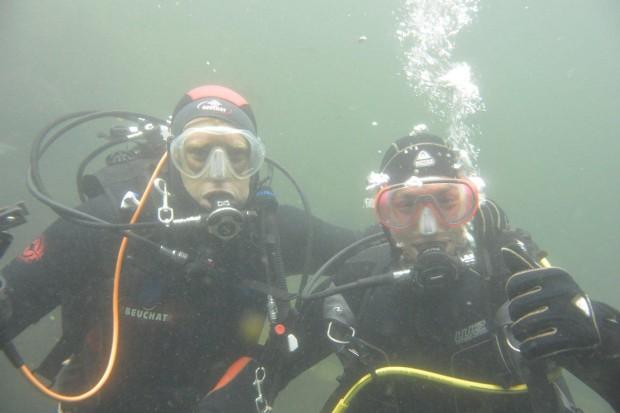 2 sters duik opleiding