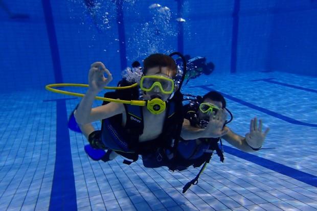 Introductie duik 2015